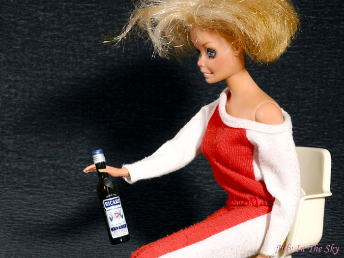 Barbie Alcoolique