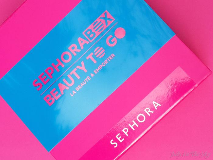 Qu'est ce que la Sephora Box a dans le ventre ?