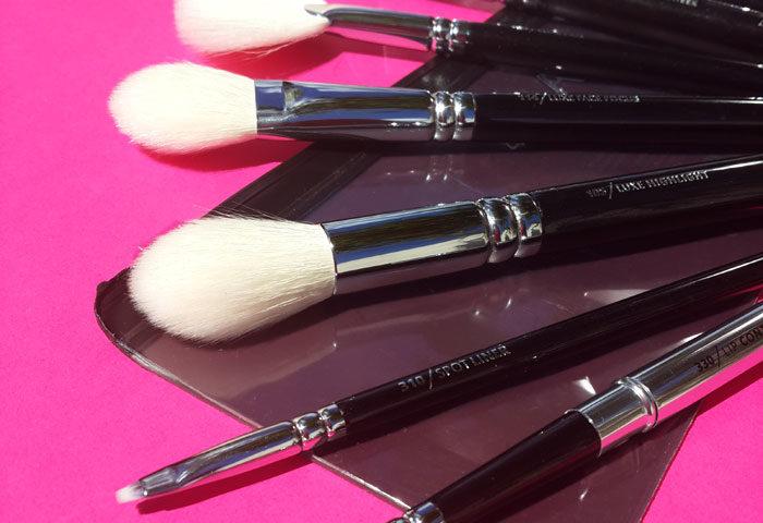 blog beauté pinceaux beauty blender accessoires avis test zoeva sephora real techniques