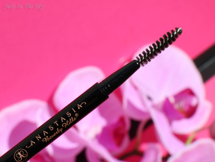 blog beauté routine sourcils blonds anastasia beverly hills brow wiz