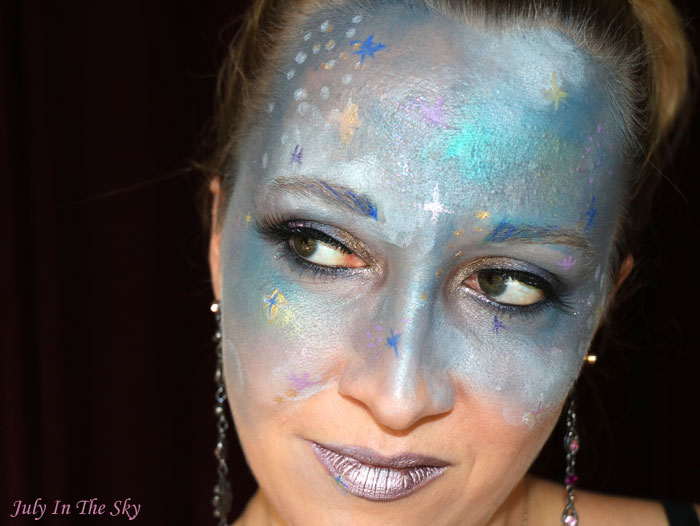 Month Make Up Fever : Mercury Galaxy