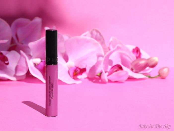 blog beauté rouge velouté sans transfert sephora swatch avis test 19 radiant orchid