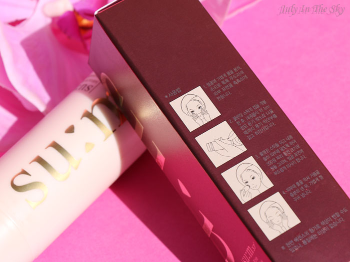 blog beauté miracle rose cleansing stick su:m37