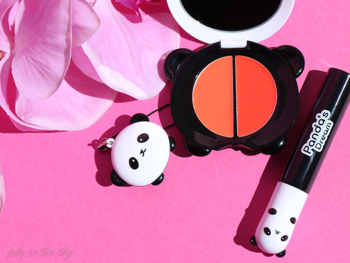 blog beauté tonymoly panda's dream