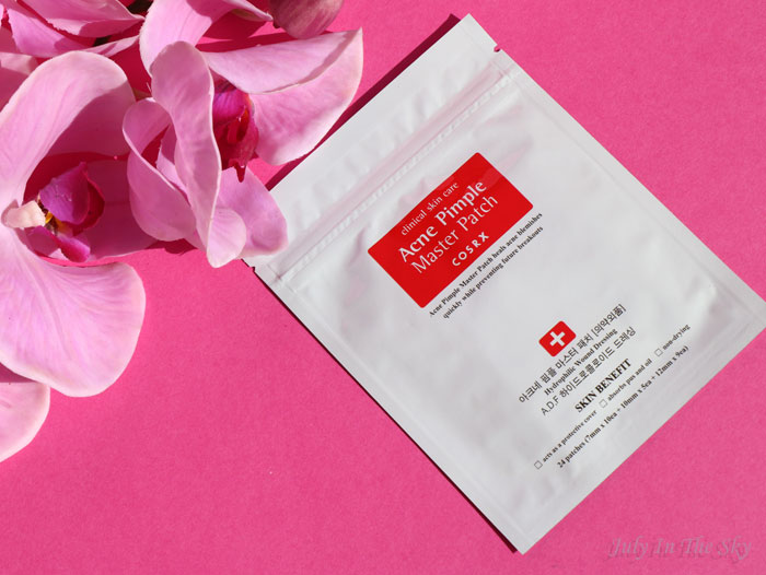 blog beauté cosrx acne pimple master patch solution bouton
