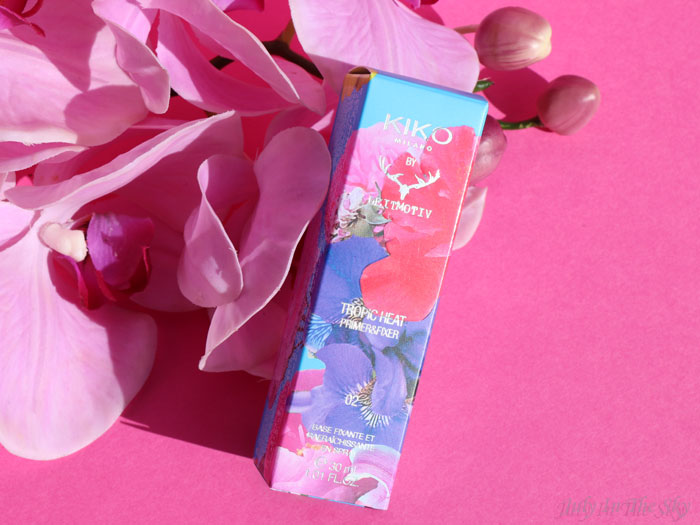 blog beauté kiko leitmotiv tropic heat