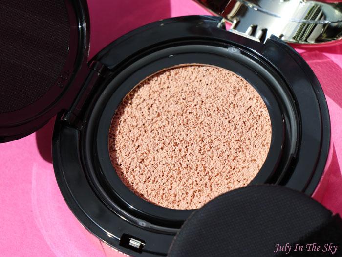 blog beauté slacy cushion voie lactée milky way kbeauty