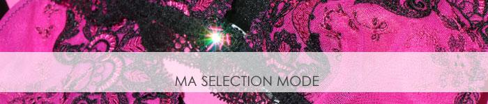 blog beauté sélection shopping mode lingerie