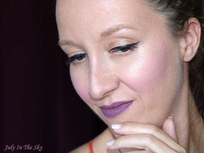 blog beauté becca Glow On The Go highlighter shimmering opal