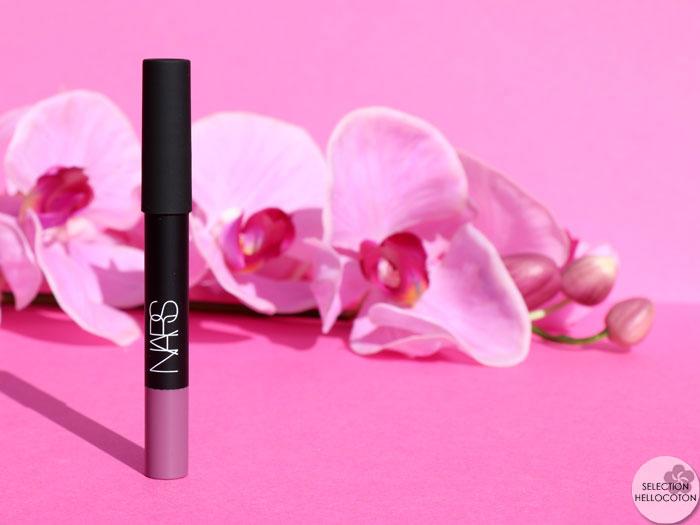 Les Velvet Matte Lip Pencil de Nars, tout en douceur