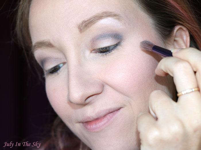 blog beauté E.L.F. tutoriel make-up maquillage noël Spotlight Ready Palette