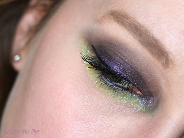 blog beauté Colourpop super shock pigment fizz