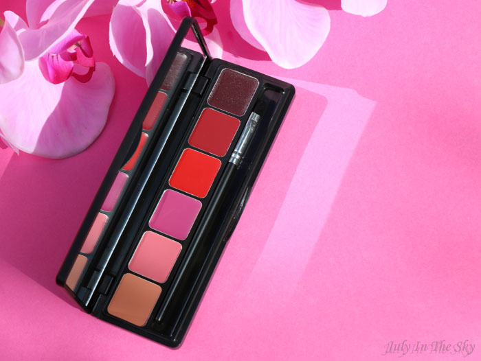 blog beauté elf eyes lips face avis palette rouge à lèvres runway ready