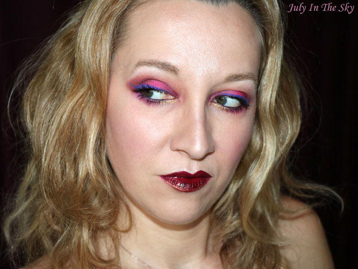 blog beauté monday shadow challenge bitchy fuchsia jeffree star beauty killer