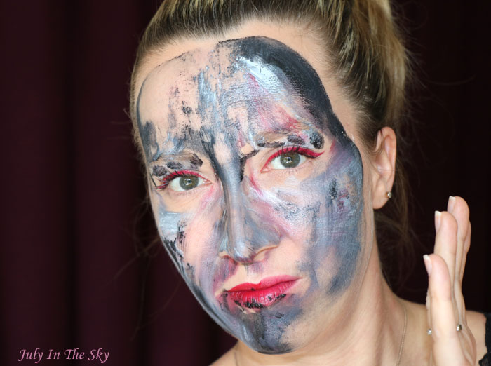 Monday Shadow Challenge : le portrait de Dorian Grey
