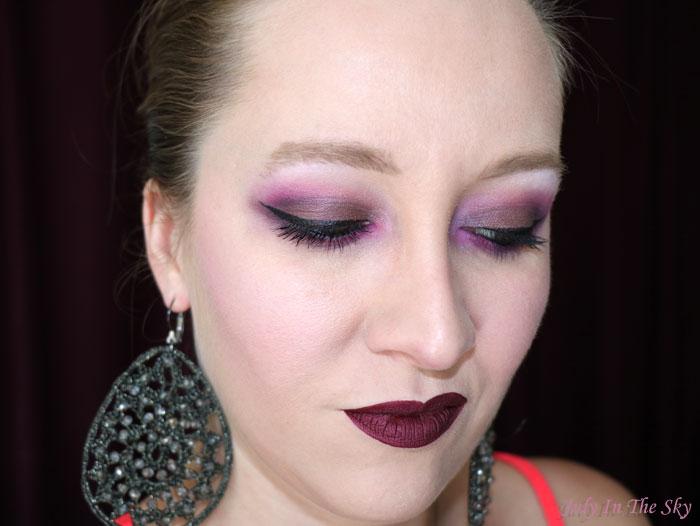 blog beauté monday shadow challenge rocky plum