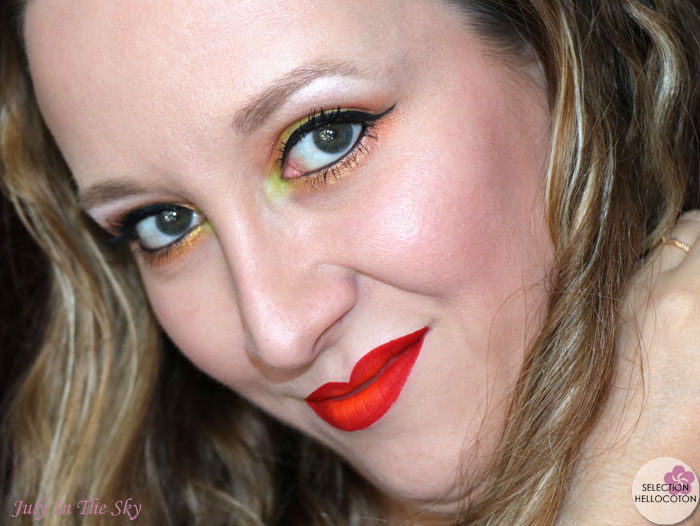 Month Make Up Fever : Pepsy Limonade