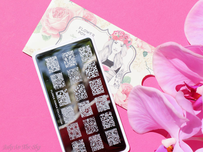 blog beauté haul nail art boutique plaque moyou london 11