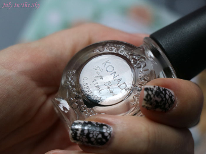 blog beauté tutoriel nail art stamping moyou london bridal